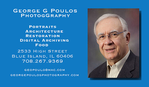 George Poulos Photograph Restorations